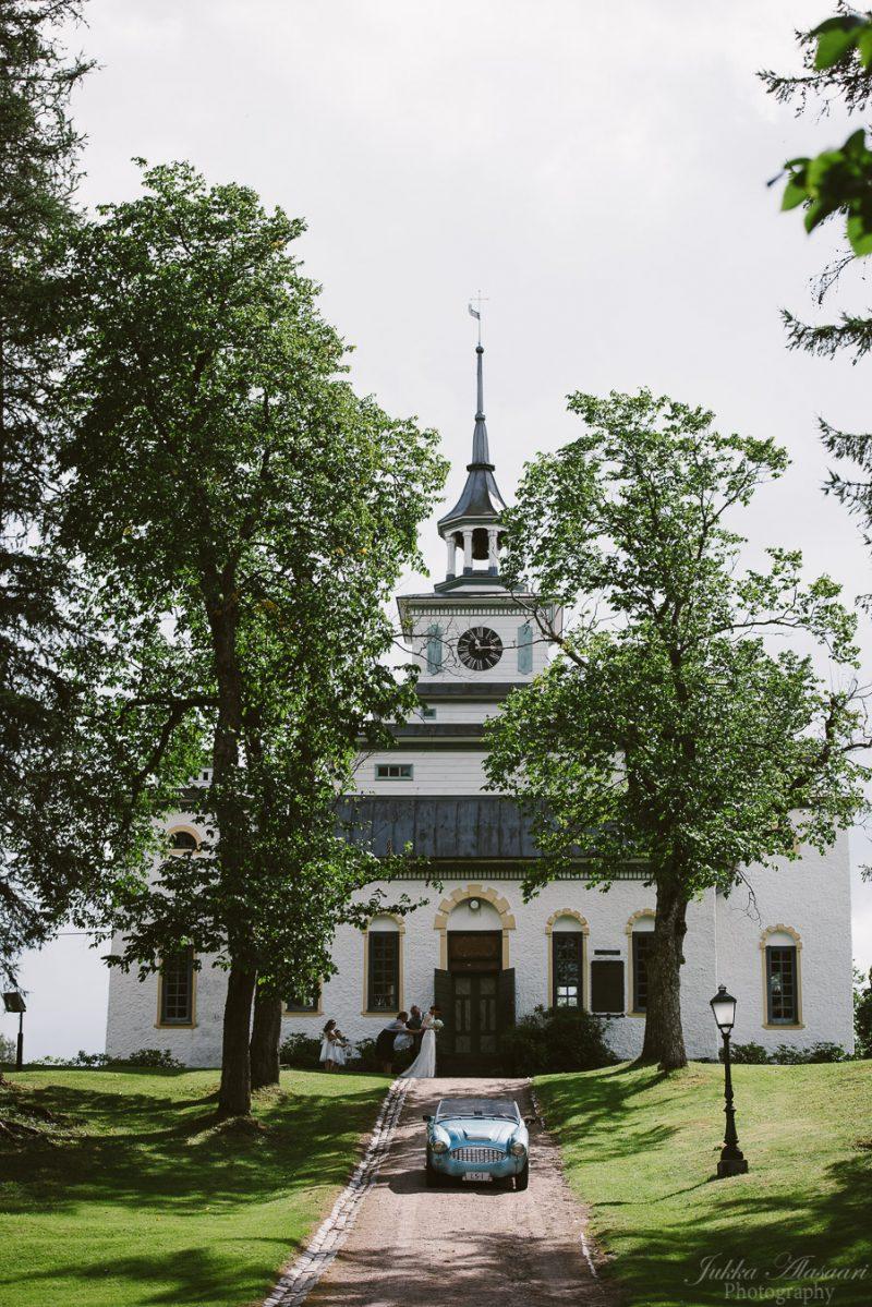 hääkuvaus teijon kirkko