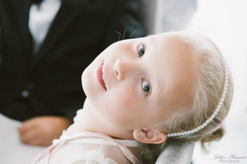 hääkuvaus lapsi