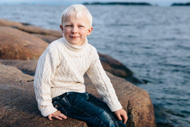 lapsikuvaus helsinki espoo meri