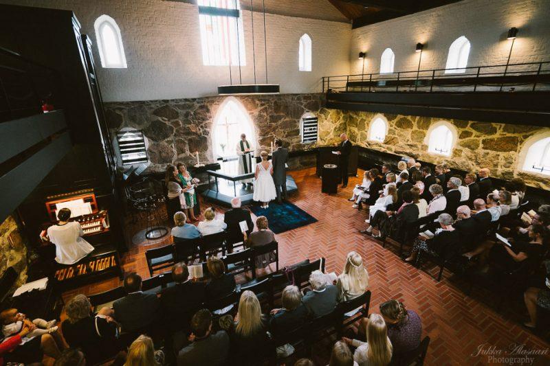 hääkuvaus vihkitilaisuus puotilan kappeli