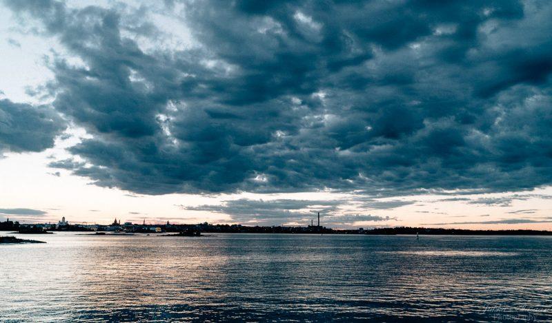 Suomenlinna ilta-aurinko hääkuvaus