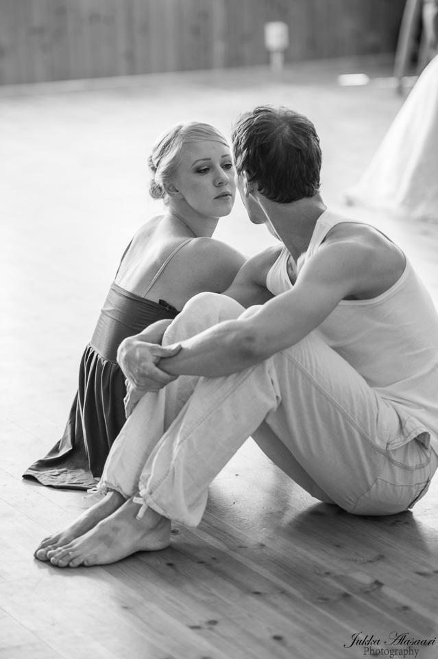 hääkuvaus hanko tanssiesitys